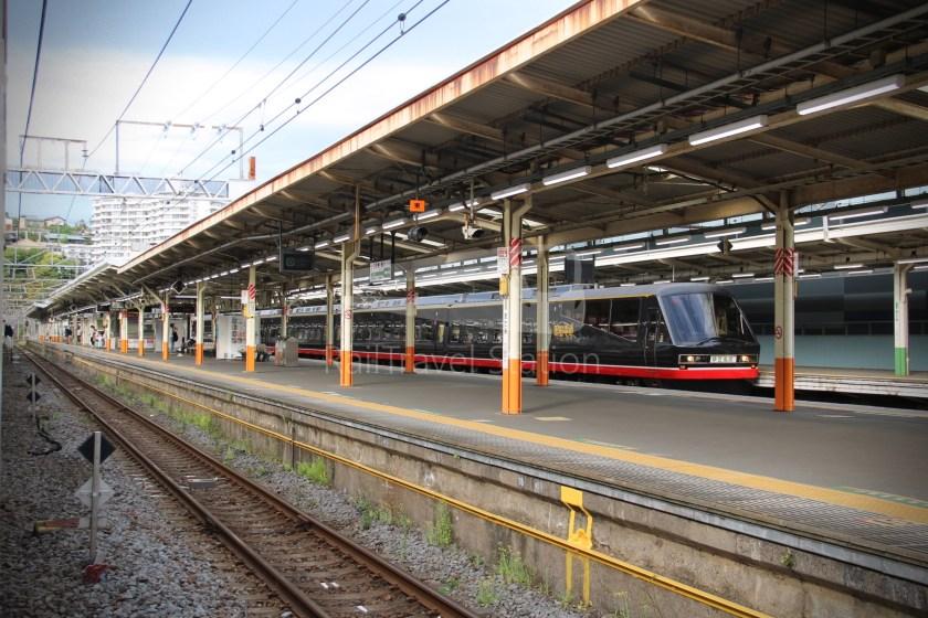 Odoriko 114 Izukyu-Shimoda Tokyo 103