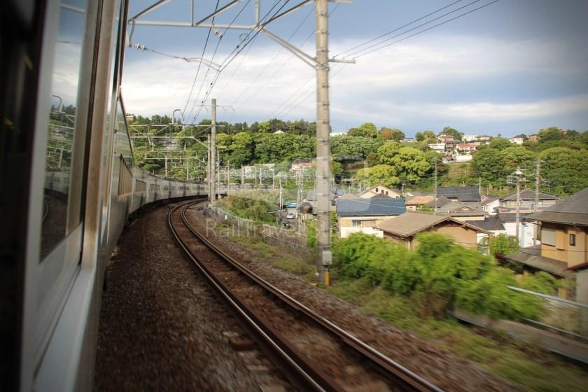 Odoriko 114 Izukyu-Shimoda Tokyo 107