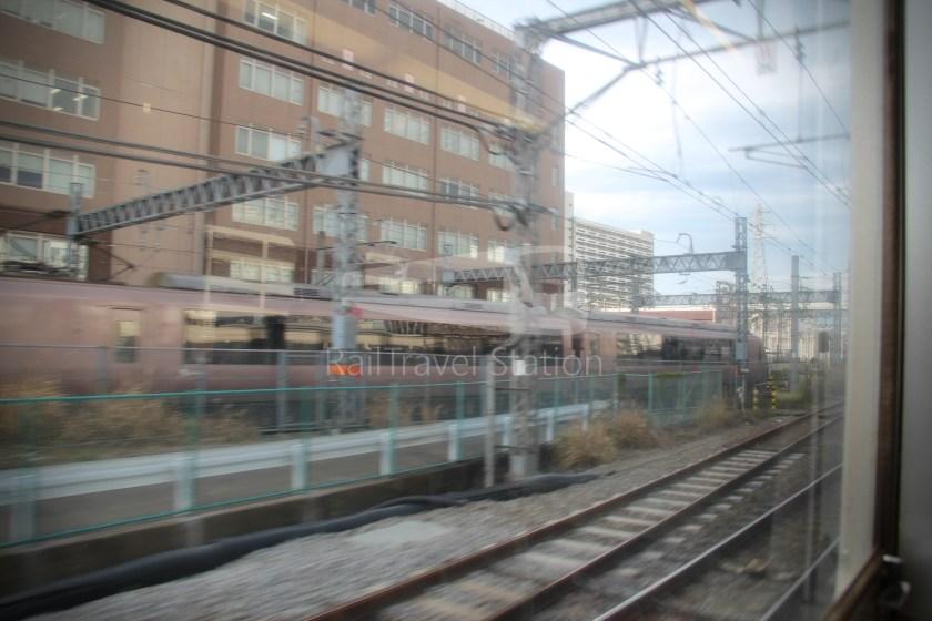 Odoriko 114 Izukyu-Shimoda Tokyo 109