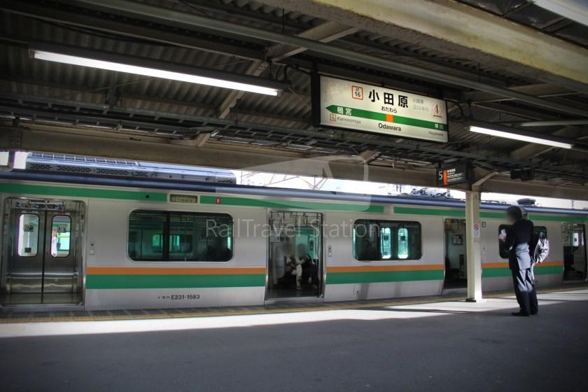 Odoriko 114 Izukyu-Shimoda Tokyo 111