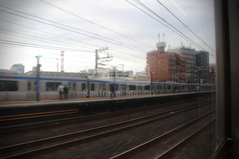 Odoriko 114 Izukyu-Shimoda Tokyo 123