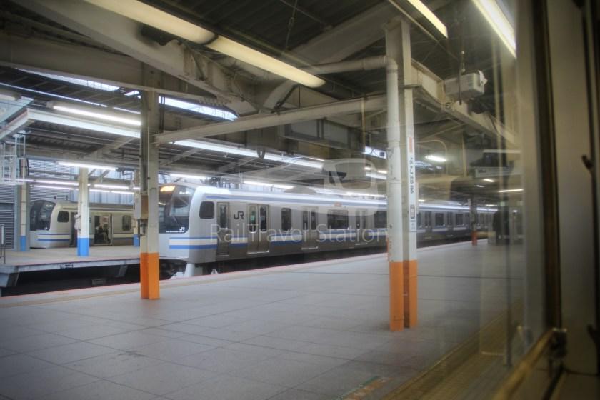 Odoriko 114 Izukyu-Shimoda Tokyo 124