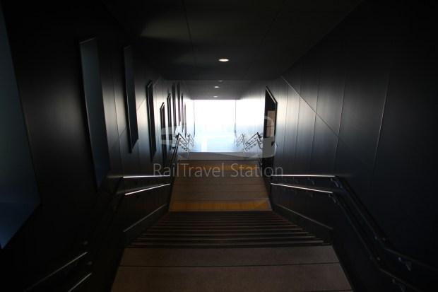 Shimo-Imaichi SL Exhibition Hall and Turntable Square 005