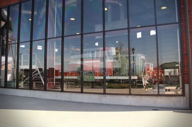 Shimo-Imaichi SL Exhibition Hall and Turntable Square 015
