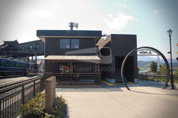 Shimo-Imaichi SL Exhibition Hall and Turntable Square 023