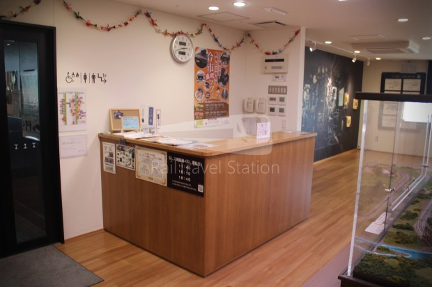 Shimo-Imaichi SL Exhibition Hall and Turntable Square 028