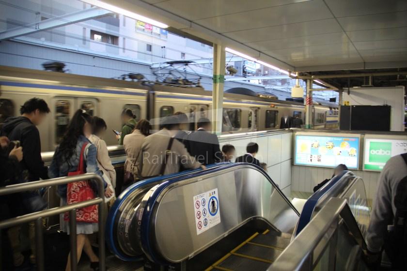 Sobu Line Tokyo Nishi-Funabashi 004