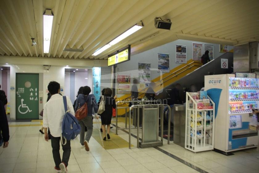 Sobu Line Tokyo Nishi-Funabashi 005
