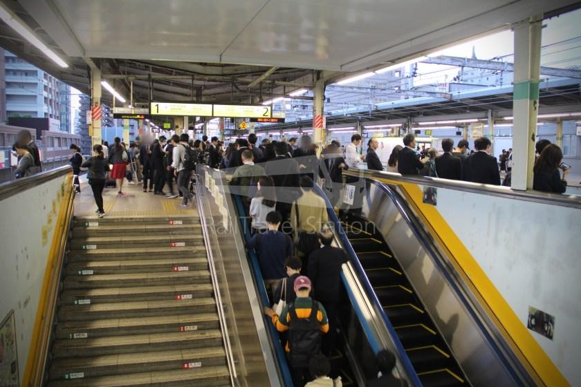 Sobu Line Tokyo Nishi-Funabashi 006