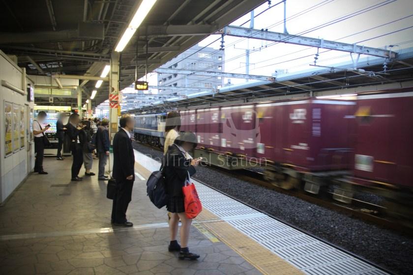 Sobu Line Tokyo Nishi-Funabashi 008