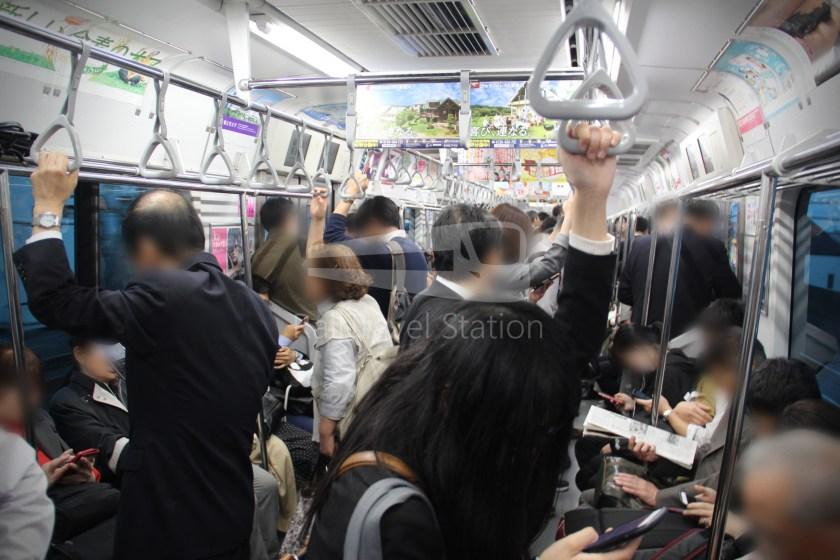 Sobu Line Tokyo Nishi-Funabashi 011