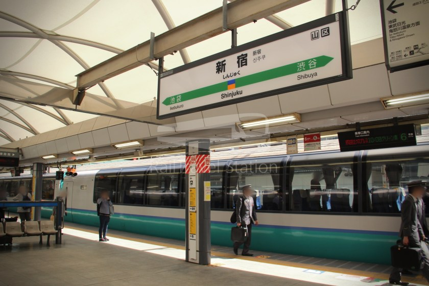 Super View Odoriko 3 Shinjuku Izukyu-Shimoda 016