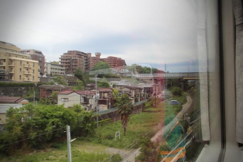 Super View Odoriko 3 Shinjuku Izukyu-Shimoda 044