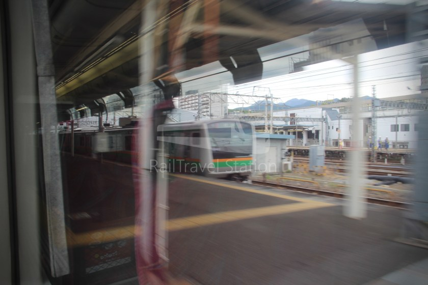 Super View Odoriko 3 Shinjuku Izukyu-Shimoda 070