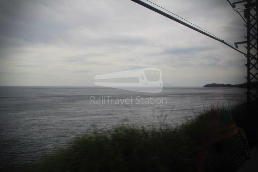 Super View Odoriko 3 Shinjuku Izukyu-Shimoda 079