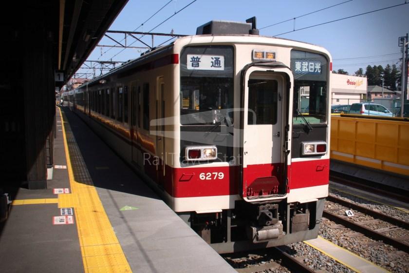 Tobu Nikko Line Local Shimo-Imaichi Tobu-Nikko 009
