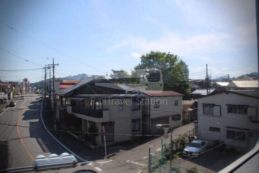 Tobu Nikko Line Local Shimo-Imaichi Tobu-Nikko 018
