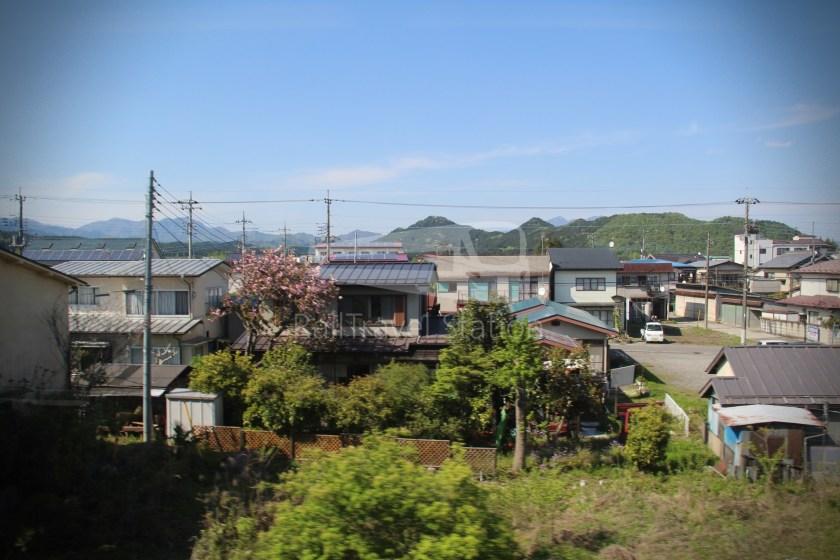Tobu Nikko Line Local Shimo-Imaichi Tobu-Nikko 020