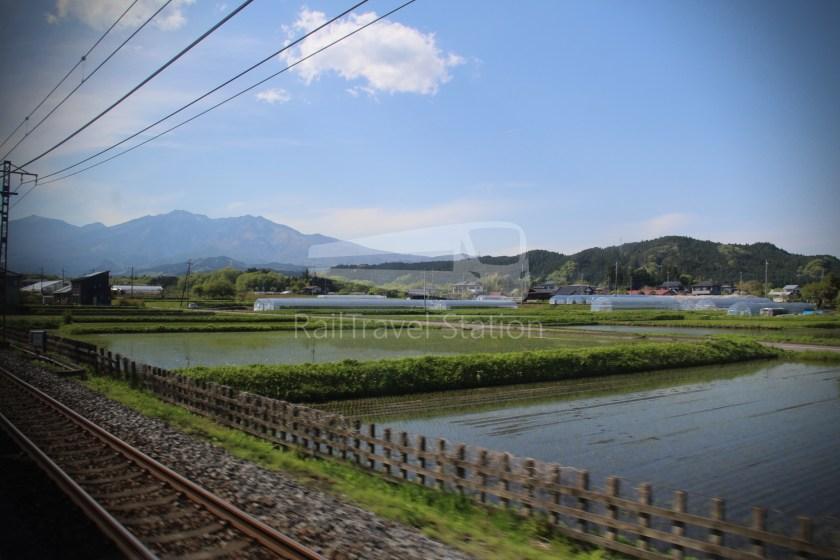 Tobu Nikko Line Local Shimo-Imaichi Tobu-Nikko 023