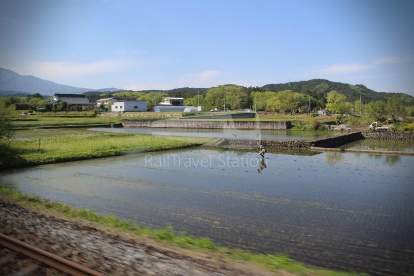 Tobu Nikko Line Local Shimo-Imaichi Tobu-Nikko 024
