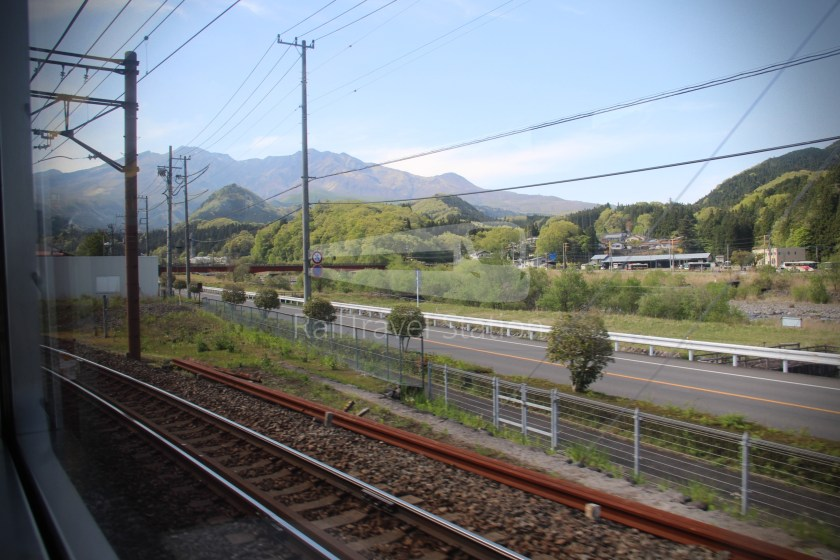Tobu Nikko Line Local Shimo-Imaichi Tobu-Nikko 029