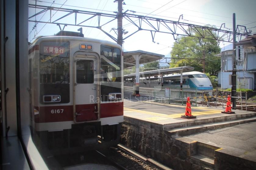 Tobu Nikko Line Local Shimo-Imaichi Tobu-Nikko 032