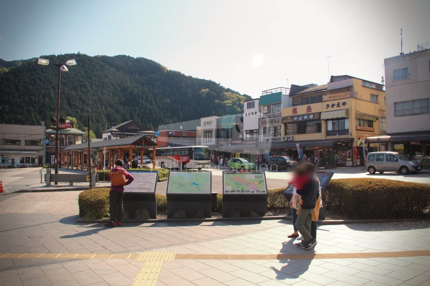 Tobu Nikko Line Local Shimo-Imaichi Tobu-Nikko 040