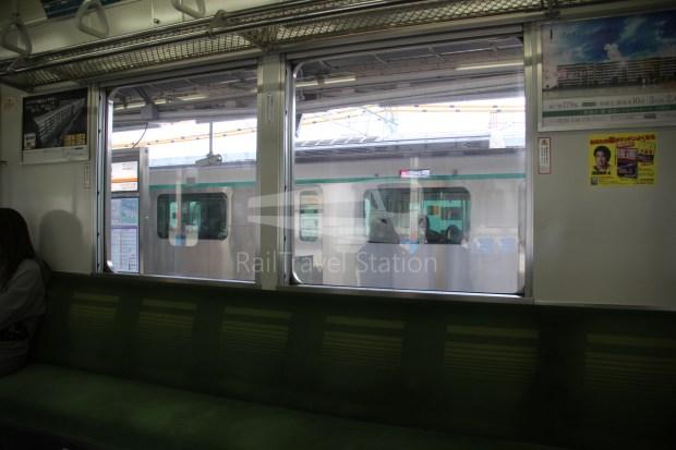 Tobu Skytree Line Local Higashi-Mukojima Asakusa 017