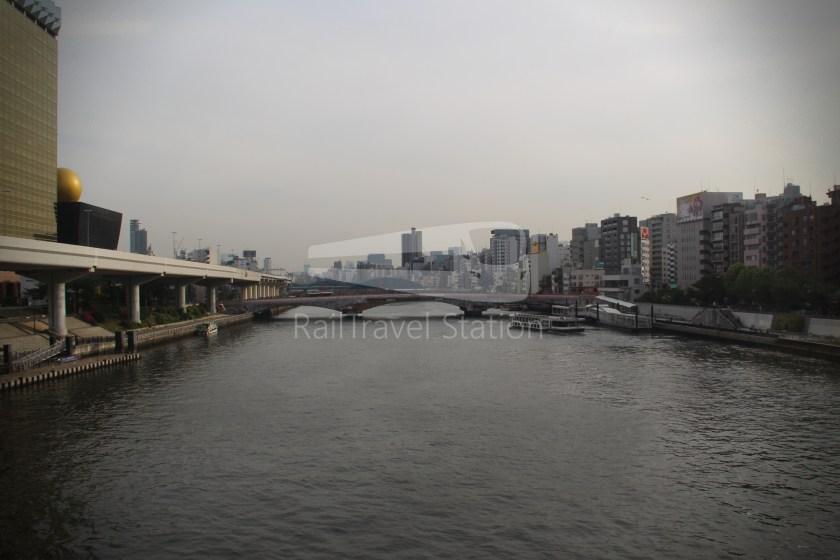 Tobu Skytree Line Local Higashi-Mukojima Asakusa 022