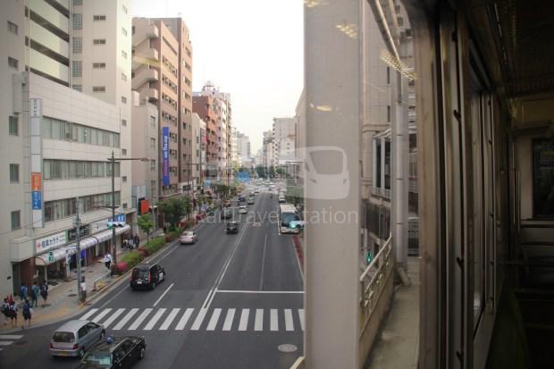 Tobu Skytree Line Local Higashi-Mukojima Asakusa 023