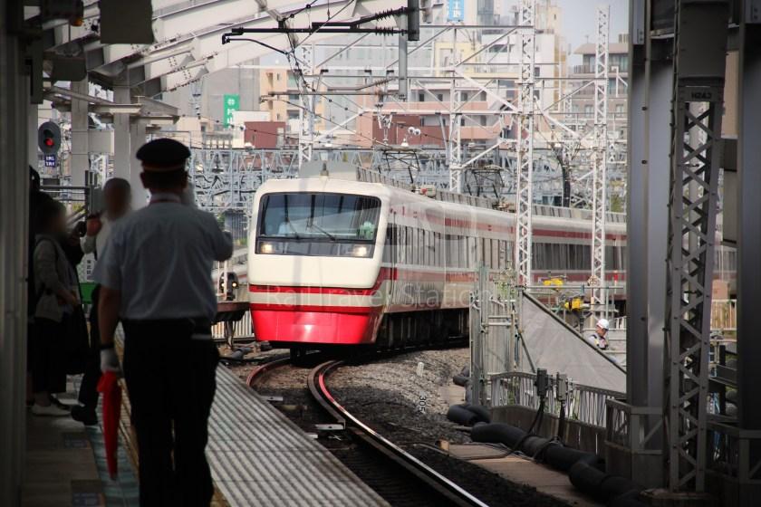 Tobu Skytree Line Local Tokyo Skytree Higashi-Mukojima 007