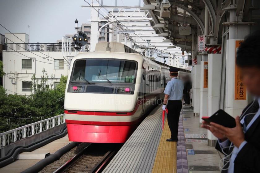 Tobu Skytree Line Local Tokyo Skytree Higashi-Mukojima 011