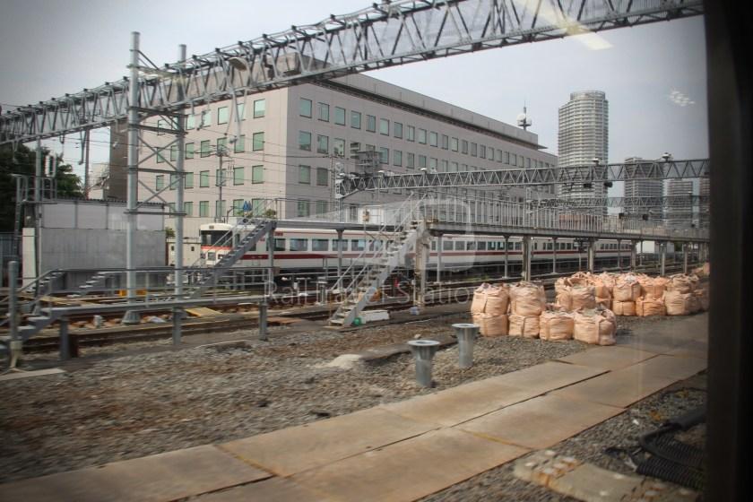 Tobu Skytree Line Local Tokyo Skytree Higashi-Mukojima 017