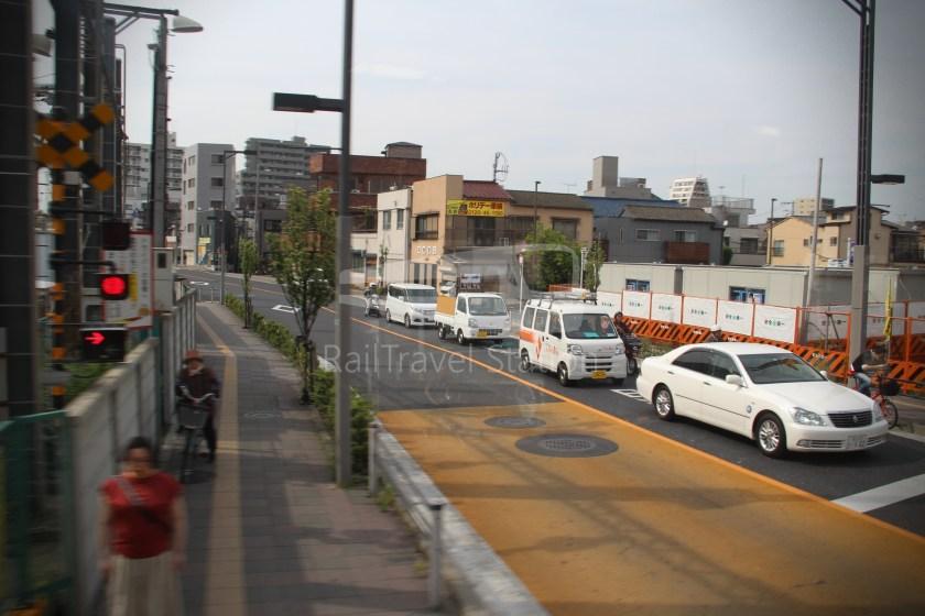Tobu Skytree Line Local Tokyo Skytree Higashi-Mukojima 018
