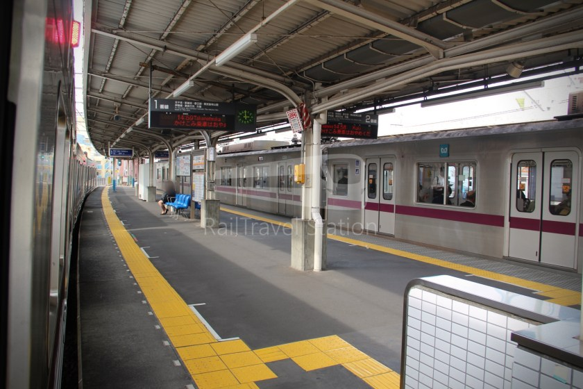 Tobu Skytree Line Local Tokyo Skytree Higashi-Mukojima 022