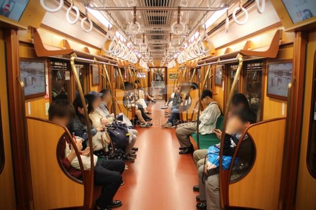 Tokyo Metro 1000 Series Set 1139F Special Retro-Style 005