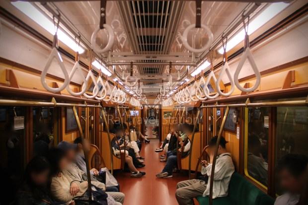 Tokyo Metro 1000 Series Set 1139F Special Retro-Style 006