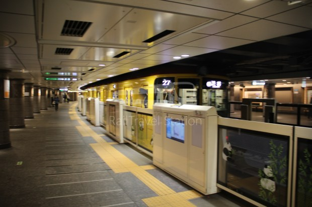 Tokyo Metro 1000 Series Set 1139F Special Retro-Style 018