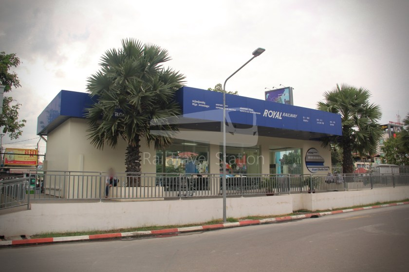 Airport Shuttle Train AIRPORT-PP 1635 PM Airport Phnom Penh 010