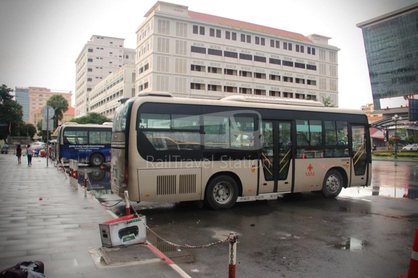 Airport Shuttle Train AIRPORT-PP 1635 PM Airport Phnom Penh 128