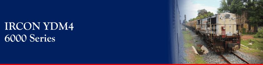 Banner Loco YDM4 6000 001