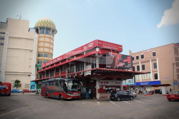 Cityliner Service 9 Failed Kota Bharu Airport 004