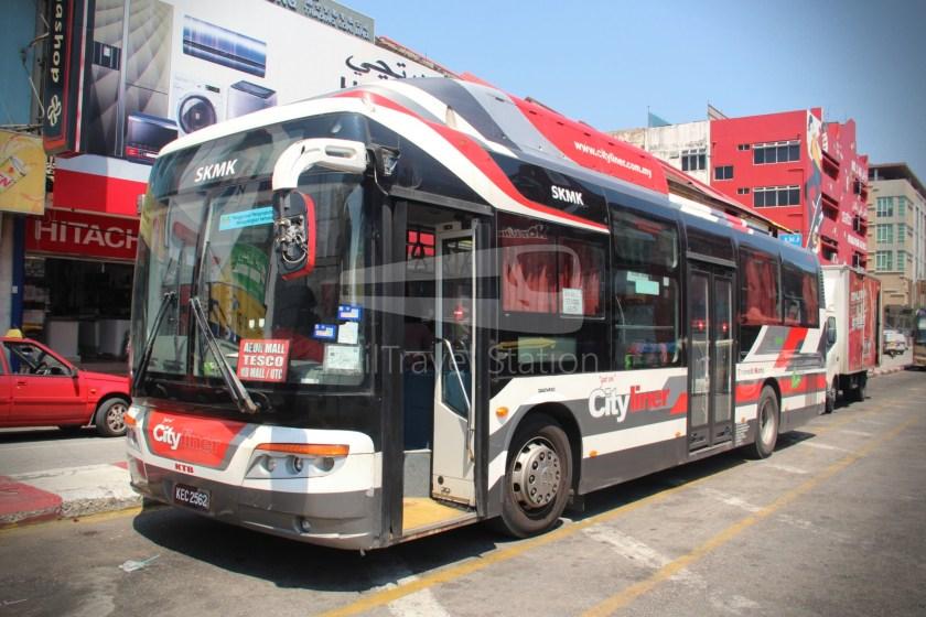 Cityliner Service TESCO Kota Bharu AEON TESCO KB Mall 004
