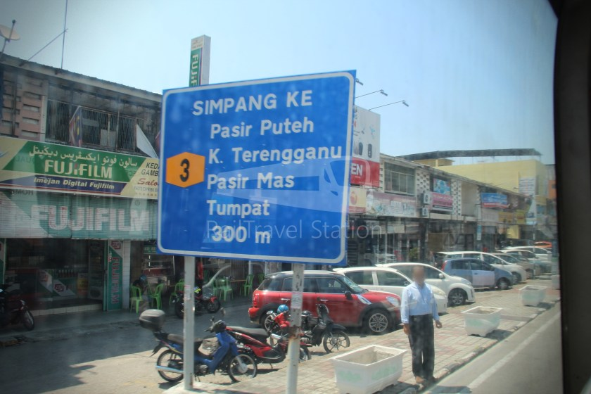 Cityliner Service TESCO Kota Bharu AEON TESCO KB Mall 009