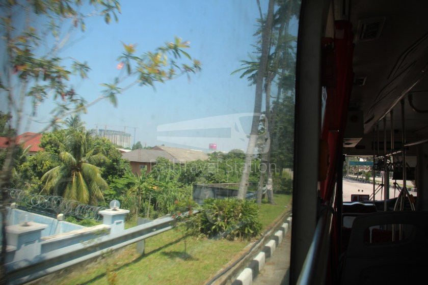 Cityliner Service TESCO Kota Bharu AEON TESCO KB Mall 013