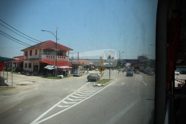 Cityliner Service TESCO Kota Bharu AEON TESCO KB Mall 029