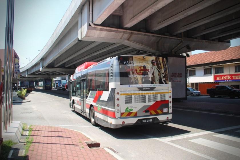 Cityliner Service TESCO Kota Bharu AEON TESCO KB Mall 032