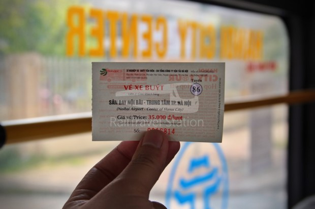 Hanoibus Airport Bus 86 Noi Bai International Airport Hanoi Railway Station 10