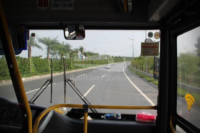 Hanoibus Airport Bus 86 Noi Bai International Airport Hanoi Railway Station 11