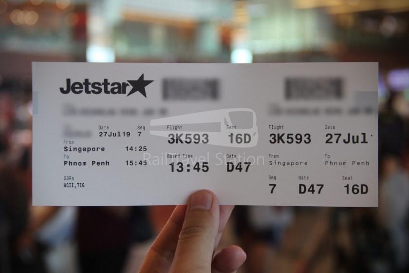 Jetstar Asia 3K593 SIN PNH 007